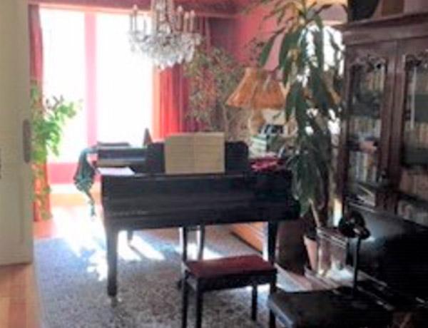 Piso señorial de 232 m2 en el barrio Salamanca